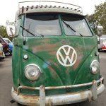 Old Volkswagen Van