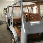 Volkswagen Van Frame
